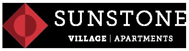 Sunstone White Logo